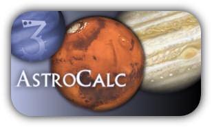 Phần mềm thiên văn: AstroCalc